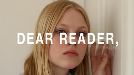 dear reader,
